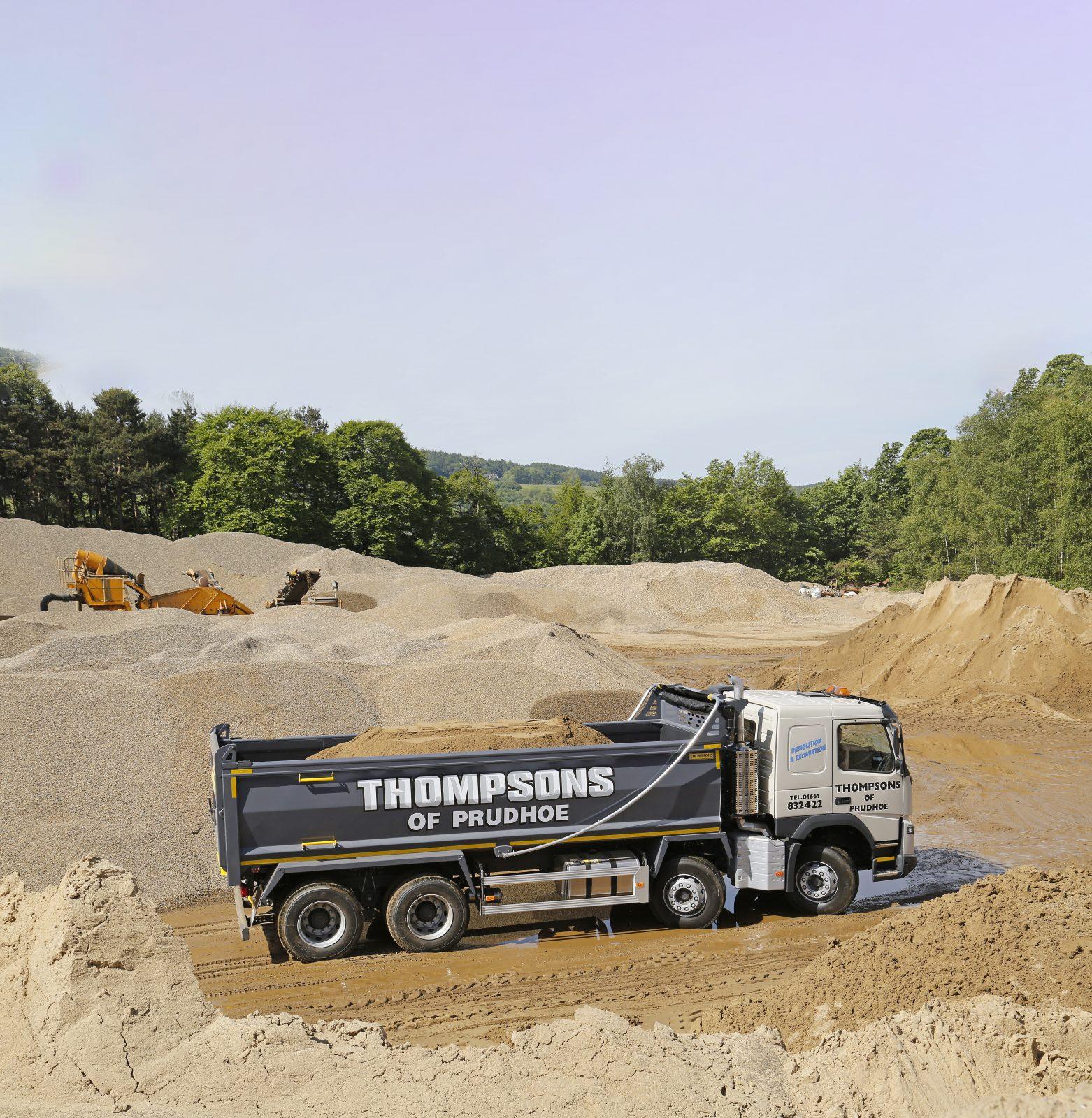 Thompsons Truck