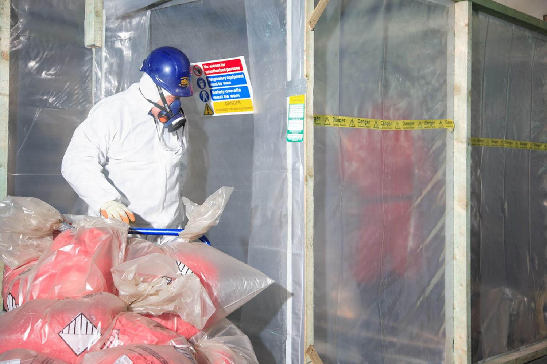 Asbestos Removal Contractor