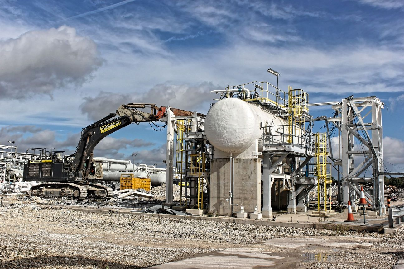 Dismantling and Decommissioning