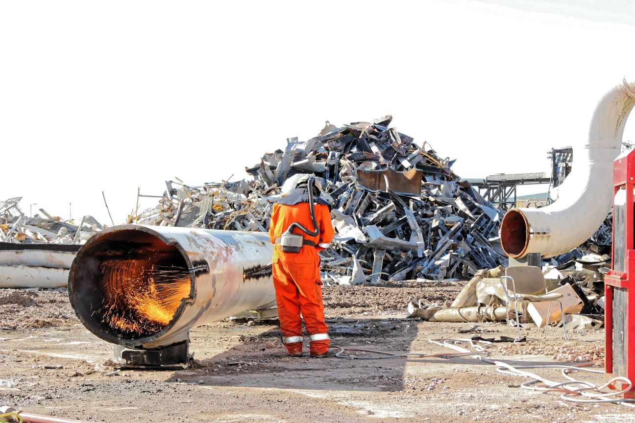 Industrial Decommissioning